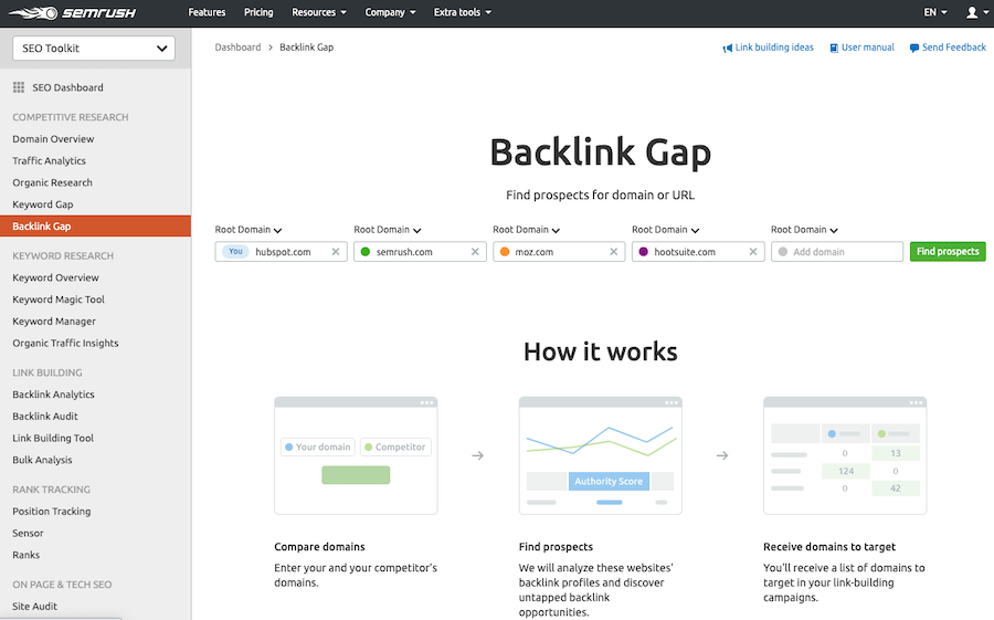 Backlink-Gap-Analysis