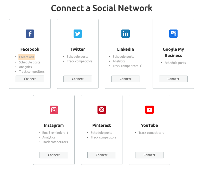 Connect-a-Social-Network