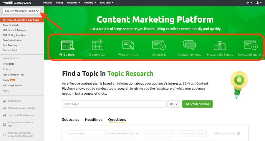 Content-marketing-Toolkit