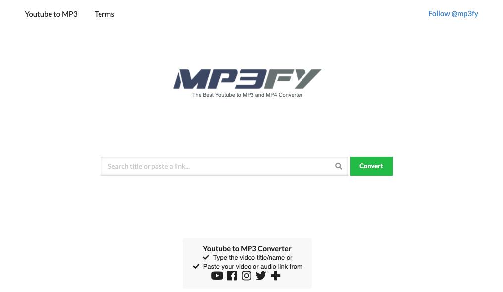 MP3FY