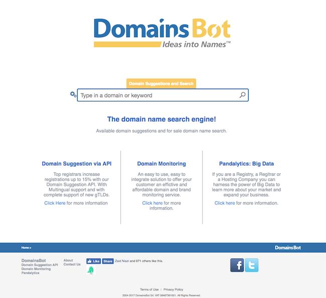 Domains-Bot