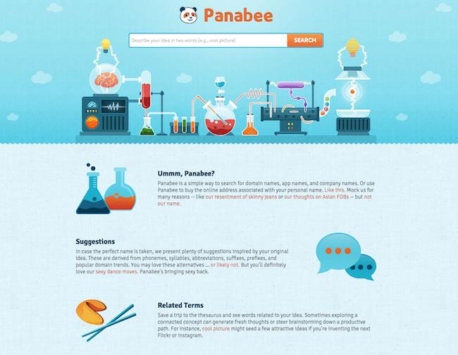 Panabee-blog-name-generator