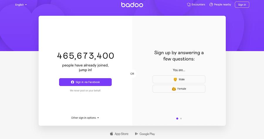 Badoo-Dating-App
