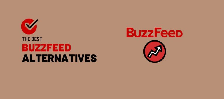 Buzzfeed Alternatives