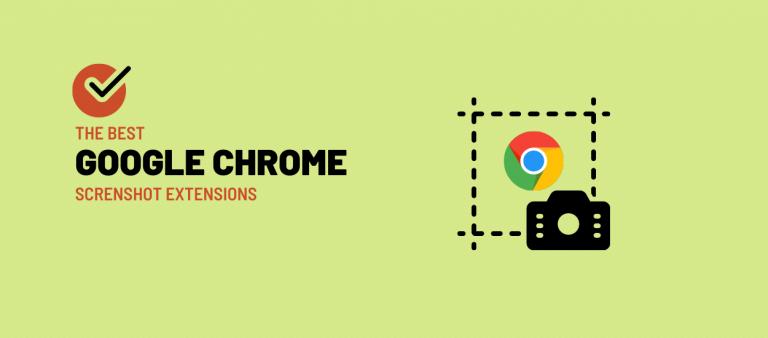 Chrome Screenshot Extensions