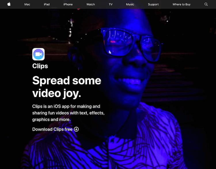 Clips-iOS-App