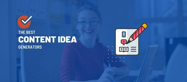 Content Idea Generators