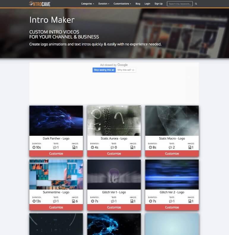 Intro-Maker