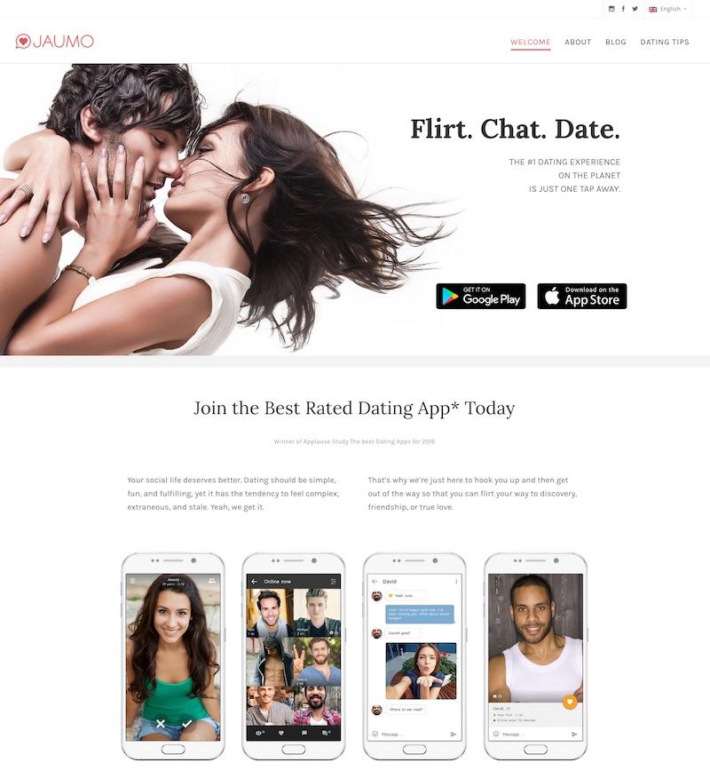 Jaumo-Dating-App