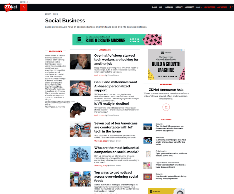 The-Social-Business-by-ZDNet