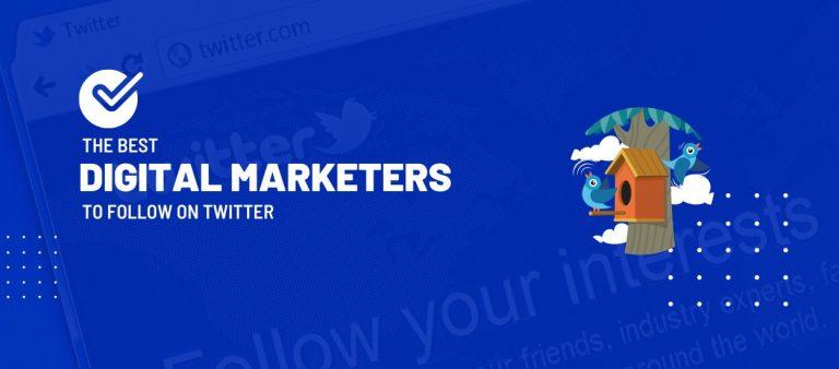 Top Digital Marketers