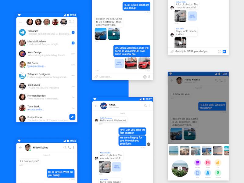 telegram-messaging-app