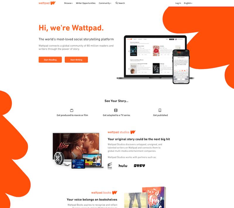 wattpad-social-media
