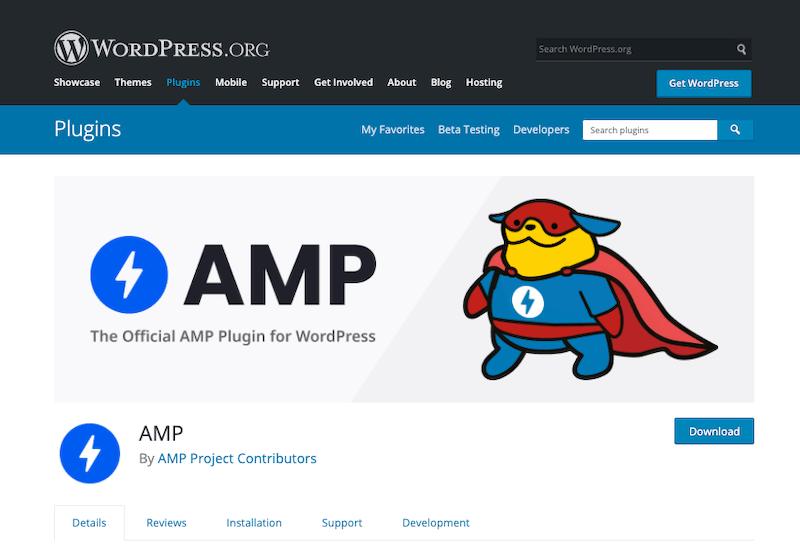 AMP-for-WP