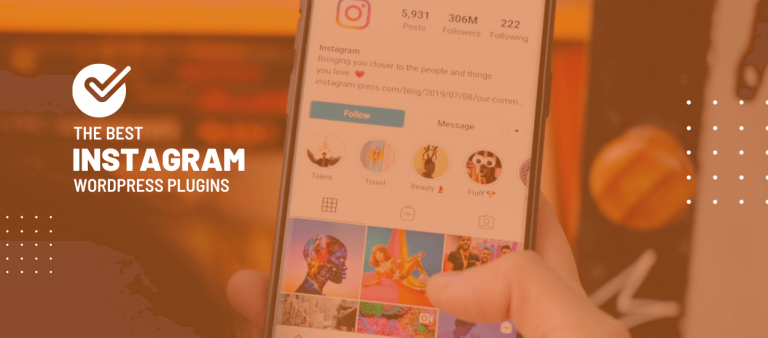 Best Instagram WordPress Plugins