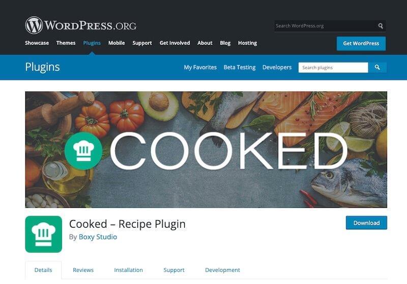 Cooked-–-Recipe-Plugin