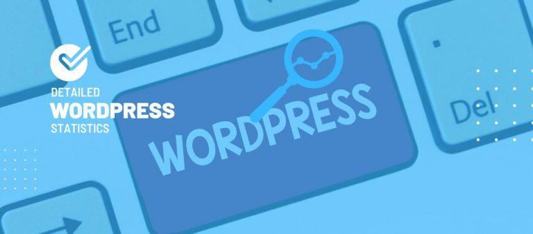 Detailed WordPress Statistics