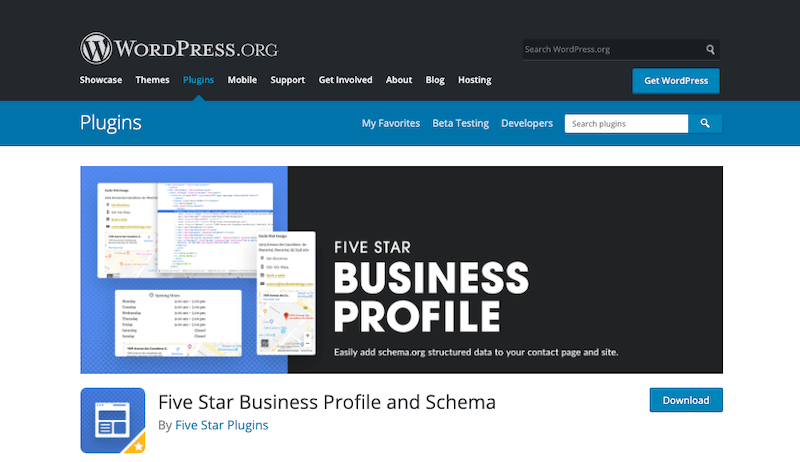Five-Star-Business-Profile