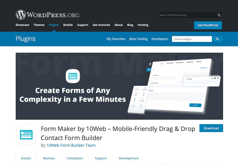 Form-Maker-by-10Web
