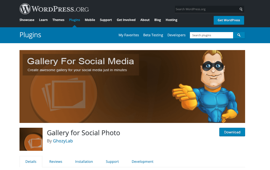 Gallery for Social Photo