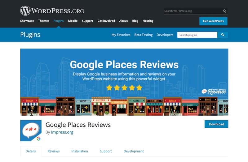 Google-Places-Reviews