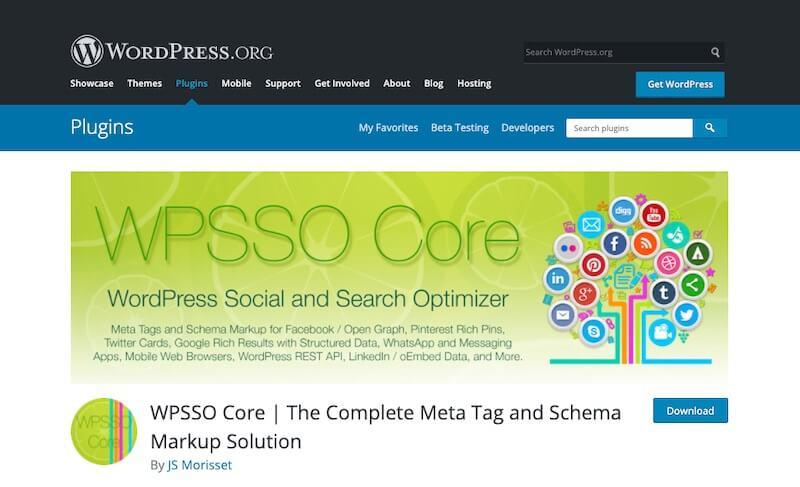 WPSSO-Core