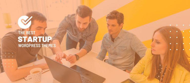 WordPress Themes For Startups