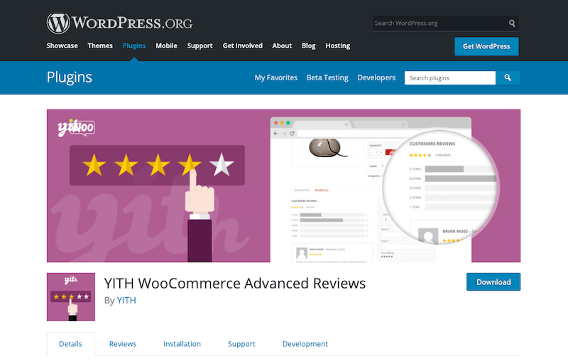YITH-WooCommerce-Advanced-Reviews