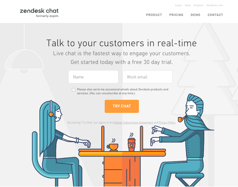 ZenDesk-Chat