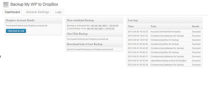 Backup-Plugin
