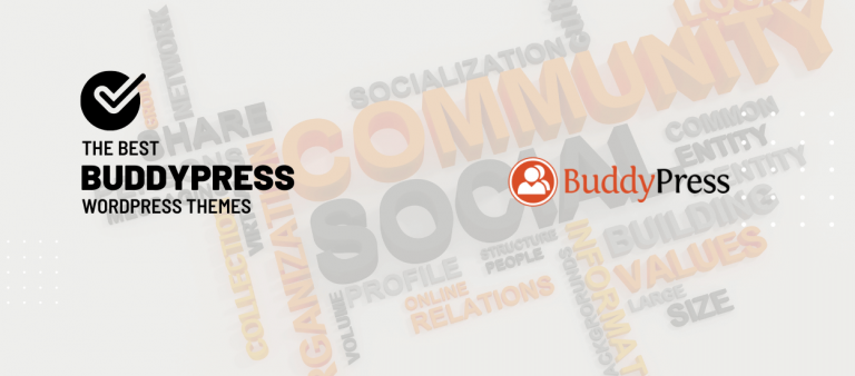 Best BuddyPress Themes