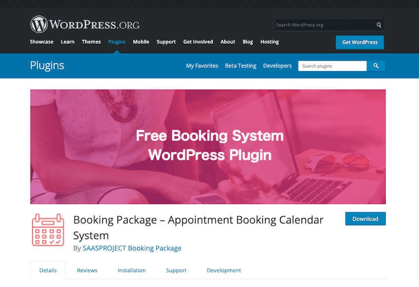 Booking Package