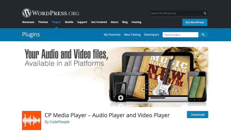 CP-Media-Player
