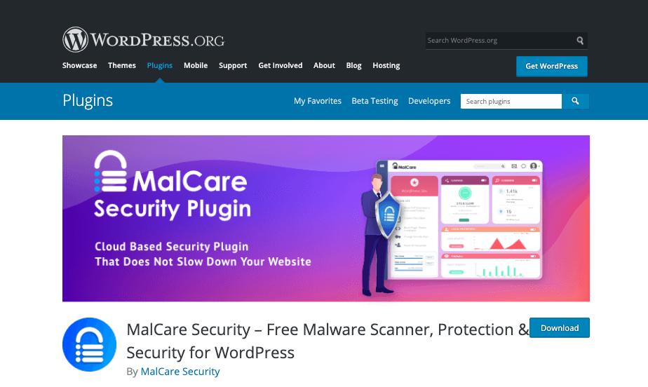 MalCare-Security