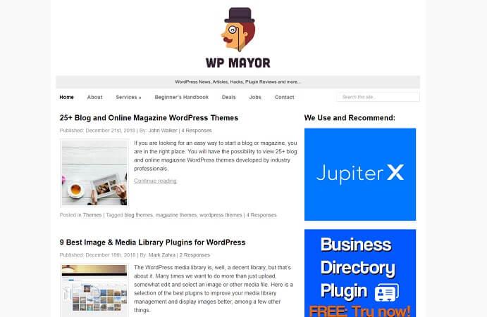 WP-Mayor
