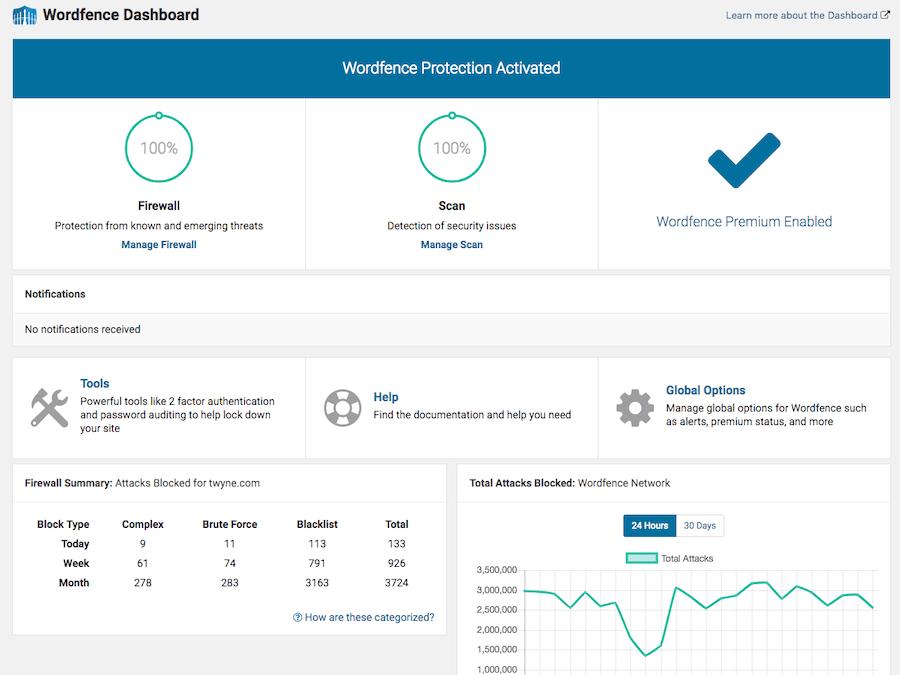 Wordfence-WordPress-Plugin