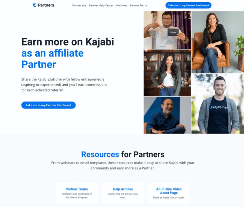 Kajabi Affiliate Program