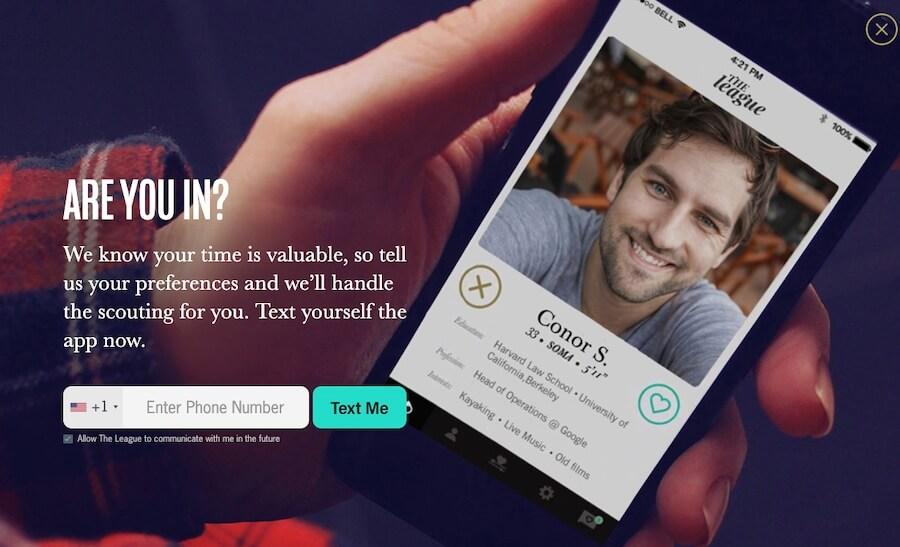 The League Dating Platform