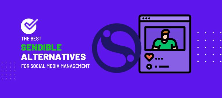 Top Sendible Alternatives