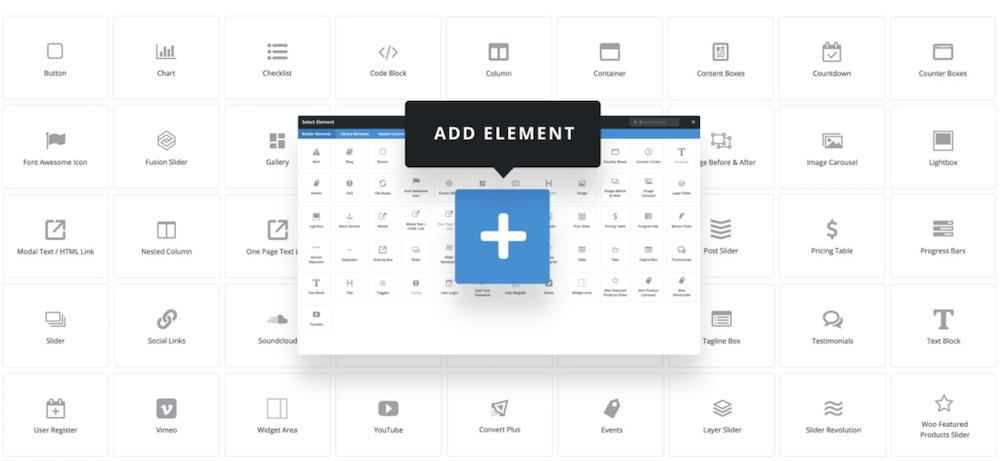 Avada Theme Readt Design Elements