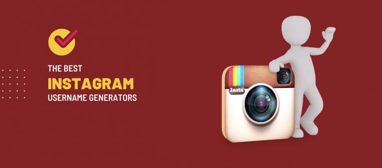 Instagram Name Generators
