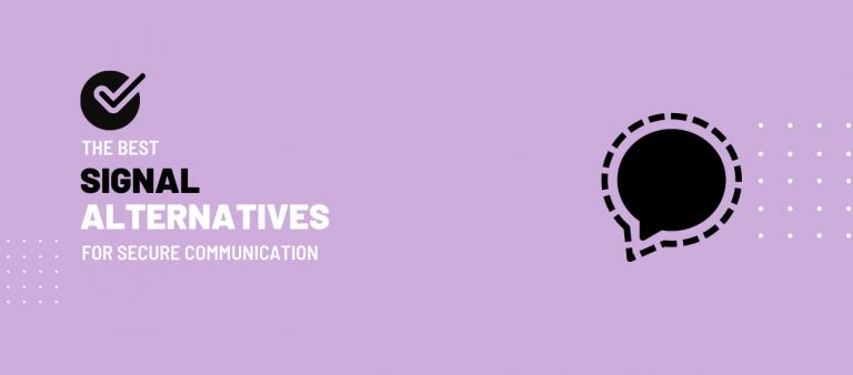 Signal Alternatives