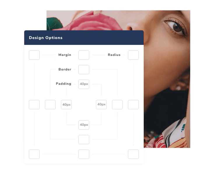 Visual Composer Layout Options