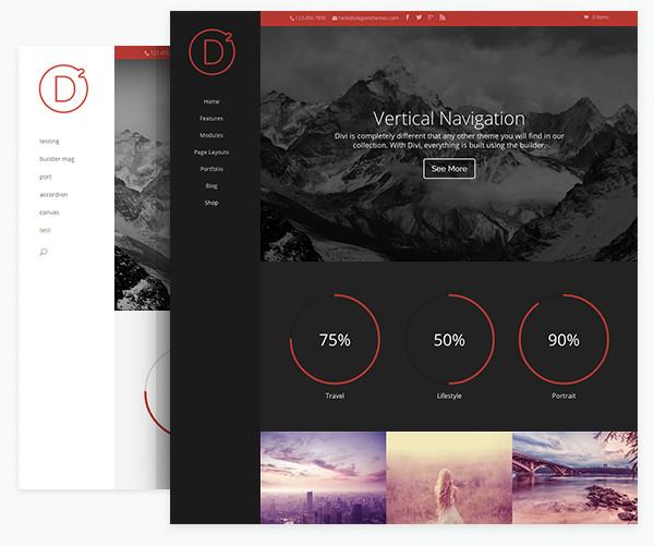 divi-vertical-navigation