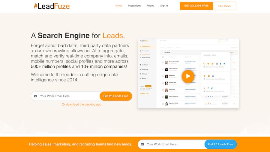 LeadFuze