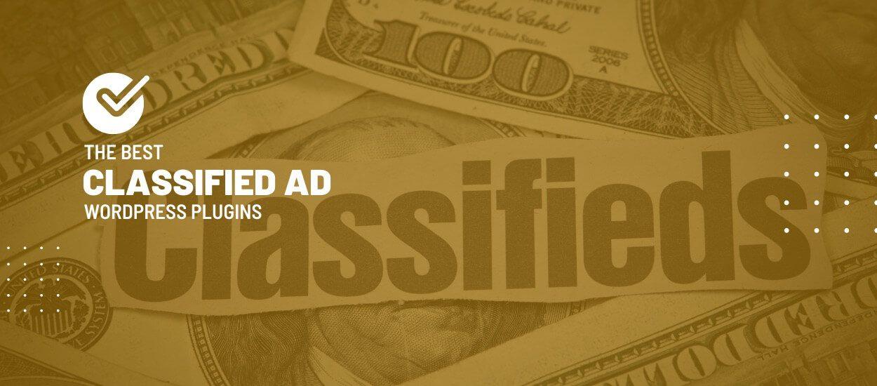Best Classified Ad WordPress Plugins