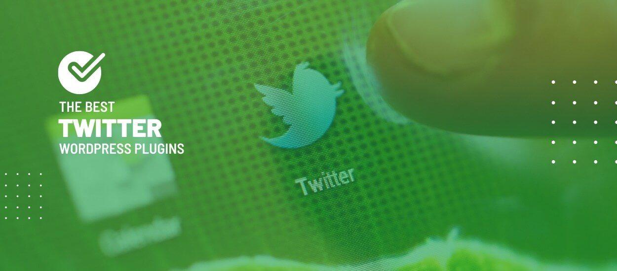 Best Twitter WordPress Plugins